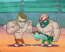 arena dövüşü oyunu