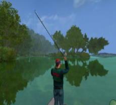 3d balık tutma