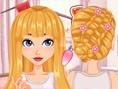 barbie saç örme