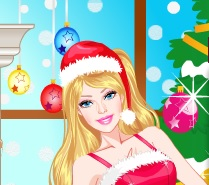 barbie yeni yıl kutlama