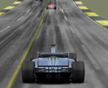 basit formula yarışı
