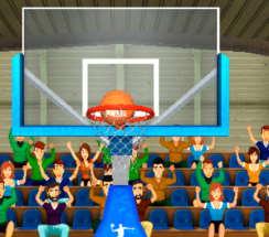 basket atma yarışı