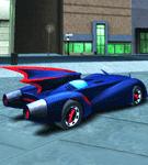 batman araba yarışı