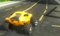 büyük tekerli araba yarışı