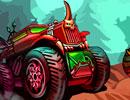 canavar araba yarışı