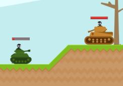 çöp adam tank savaşı