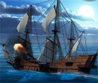 denizde gemi savaşı