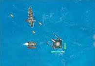 denizde gemileri vurma