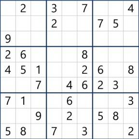 en zor sudoku oyunu