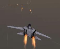 f 16 savaş uçağı