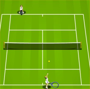 flash tenis
