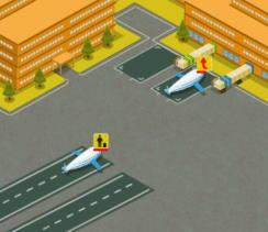 havalimanı kontrol oyunu