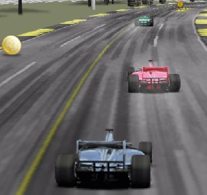 hızlı formula 1 yarışı