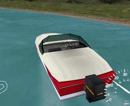 hızlı tekne yarışı