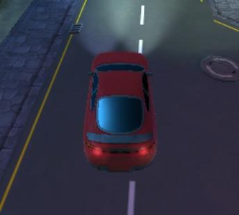 karanlıkta araba park etme