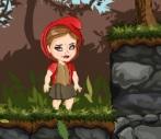 kızı ormandan kurtar