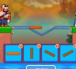 köprü yapma oyunu