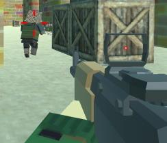 minecraft çatışma oyunu