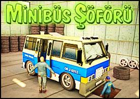 minibüs sürme