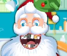 noel babanın diş tedavisi