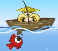 oltayla balık yakala