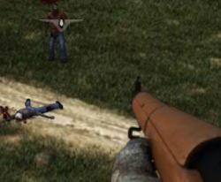 pompalı tüfekle zombileri vur