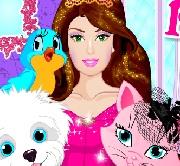 prenses hayvan bakımı