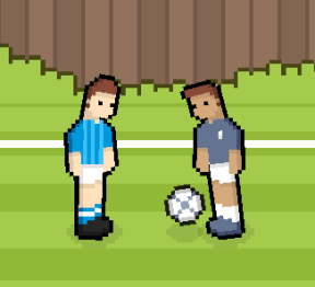 rastgele futbol oyna