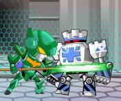 robotları savaştır
