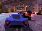 şehir içi araba yarışı 3d