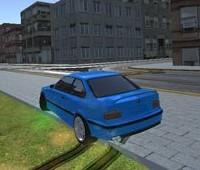 şehirde serbest araba sürme