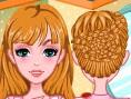 sevgililer günü saç tasarımı