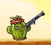silahlı kaktüs