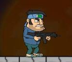 silahlı ninja
