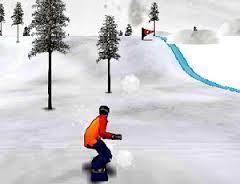 snowboard kralı 3d