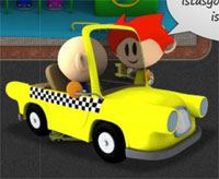 taksicilik yapma oyunu oyna