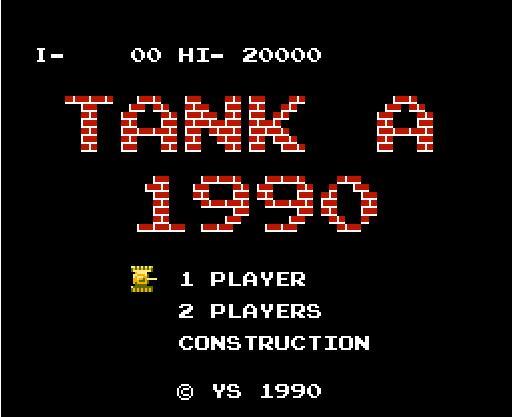 tank 90 atari oyunu oyna