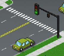 trafik ışıklarını yönetme