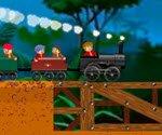 tren için köprü yap