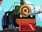 tren rayı yerleştirme