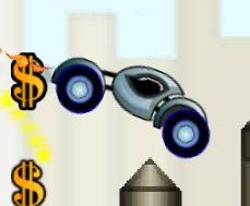 uçan araba oyunu