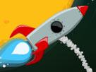 uzay gemisiyle aya uçuş