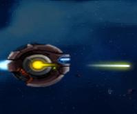 uzayda lazer savaşı