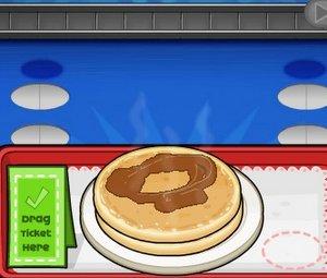 waffle yapma oyunu