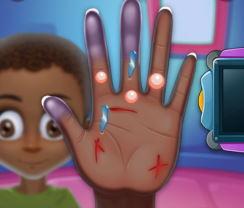 yaralı el ameliyatı oyunu