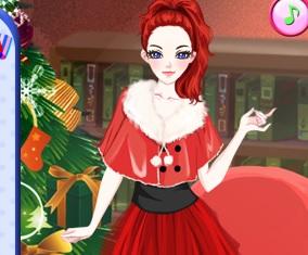 barbie yeni yıl kıyafetleri giydir