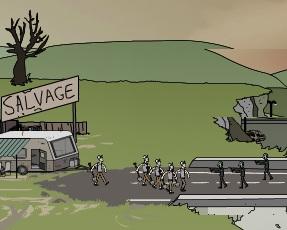 zombi parkı