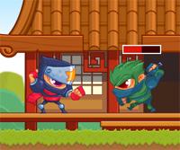 zorlu ninja savaşı